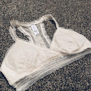 Maurices Ivory Bralette